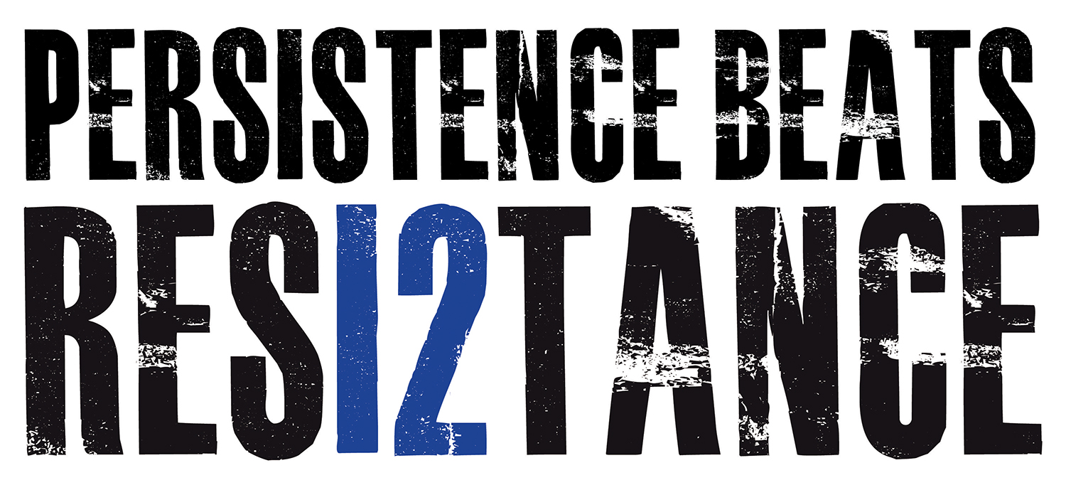 Image result for persistence beats resistance