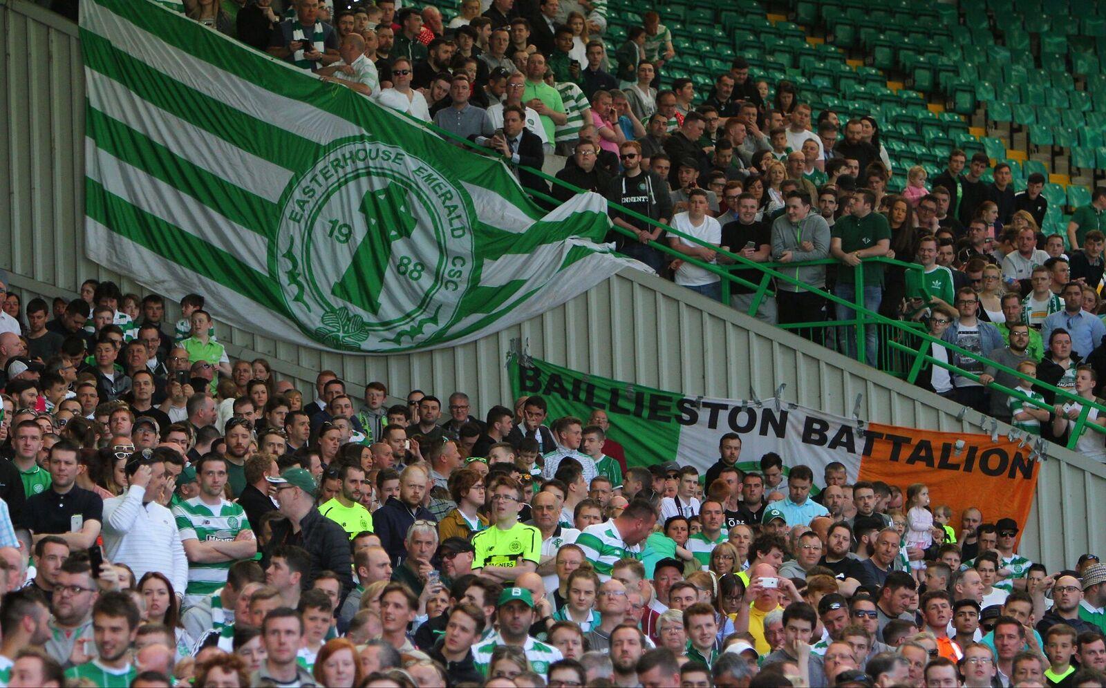 Αποτέλεσμα εικόνας για celtic fans