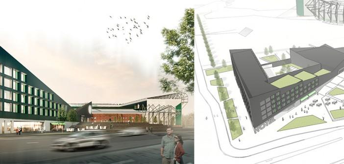 Celtic Park Hotel Plans
