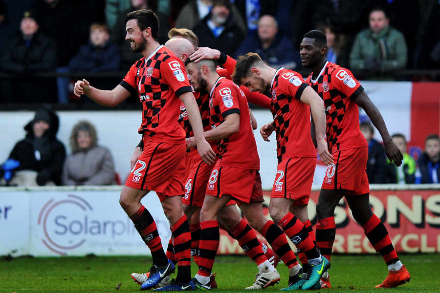 O'Connell Thriving At Walsall