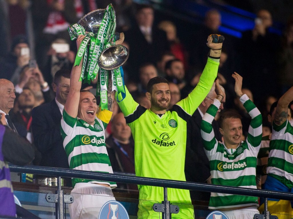 'He's A Cracking Keeper,' Griffiths On Gordon
