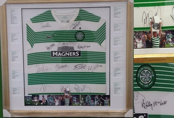 signed home strip