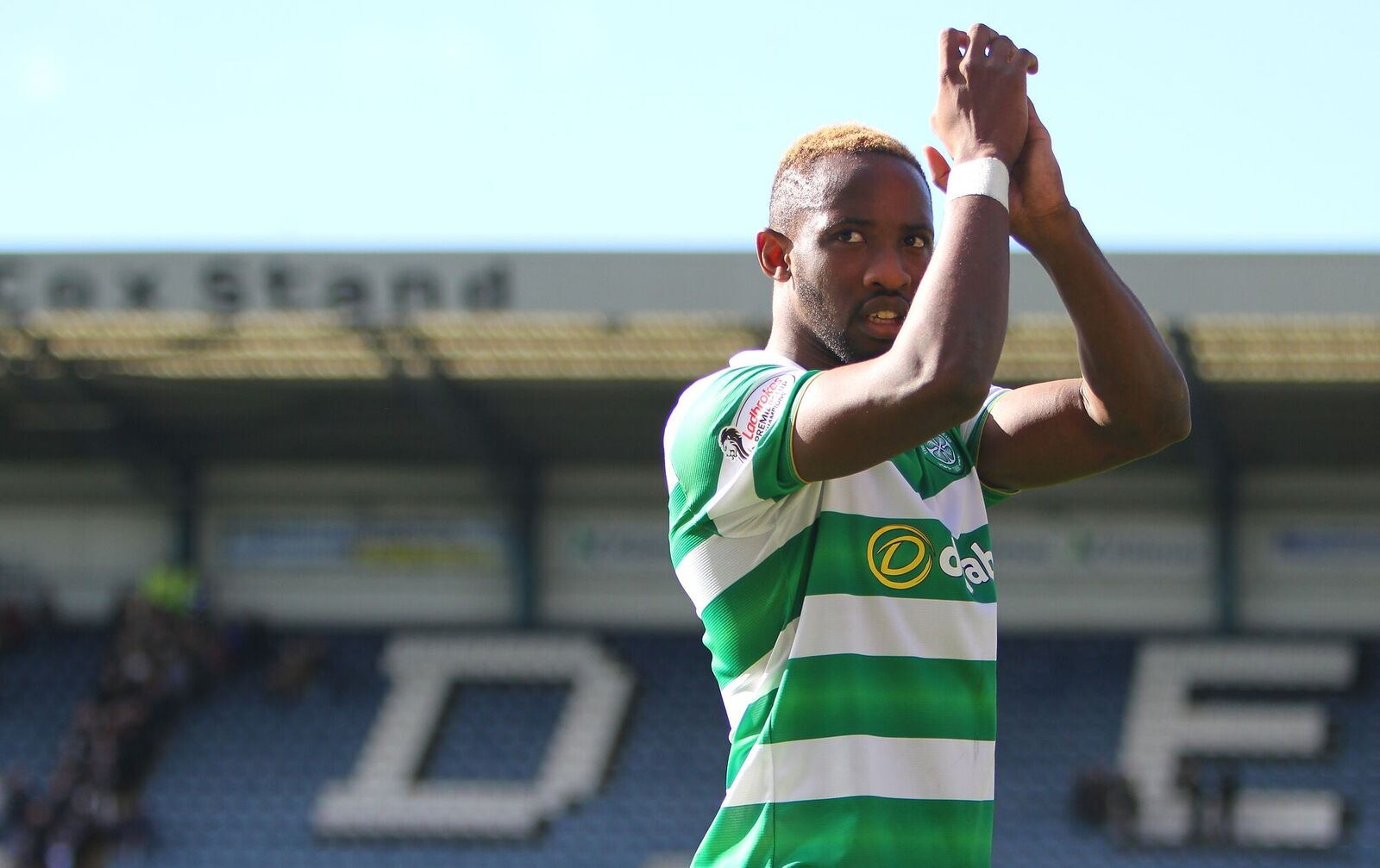 'Why We Must Make The Most Of Moussa,' Celtic Star