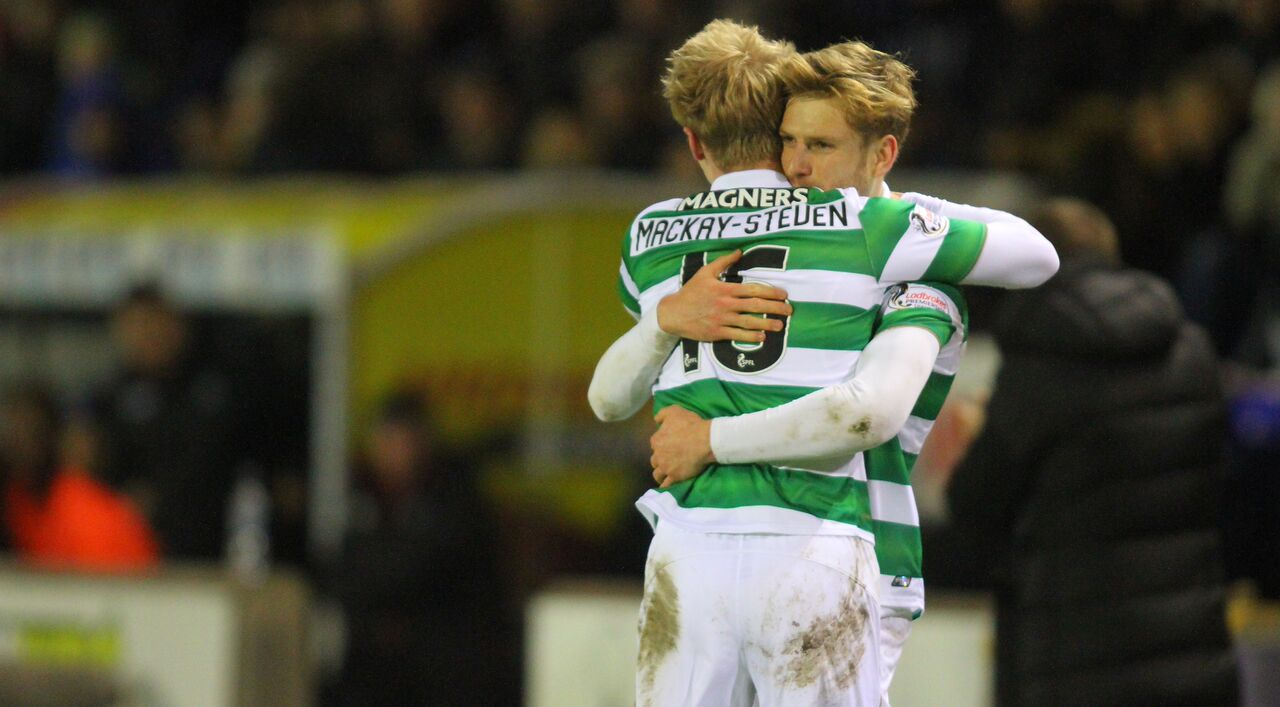 'I Want To Play My Part In Celtic's Success,' Mackay-Steven