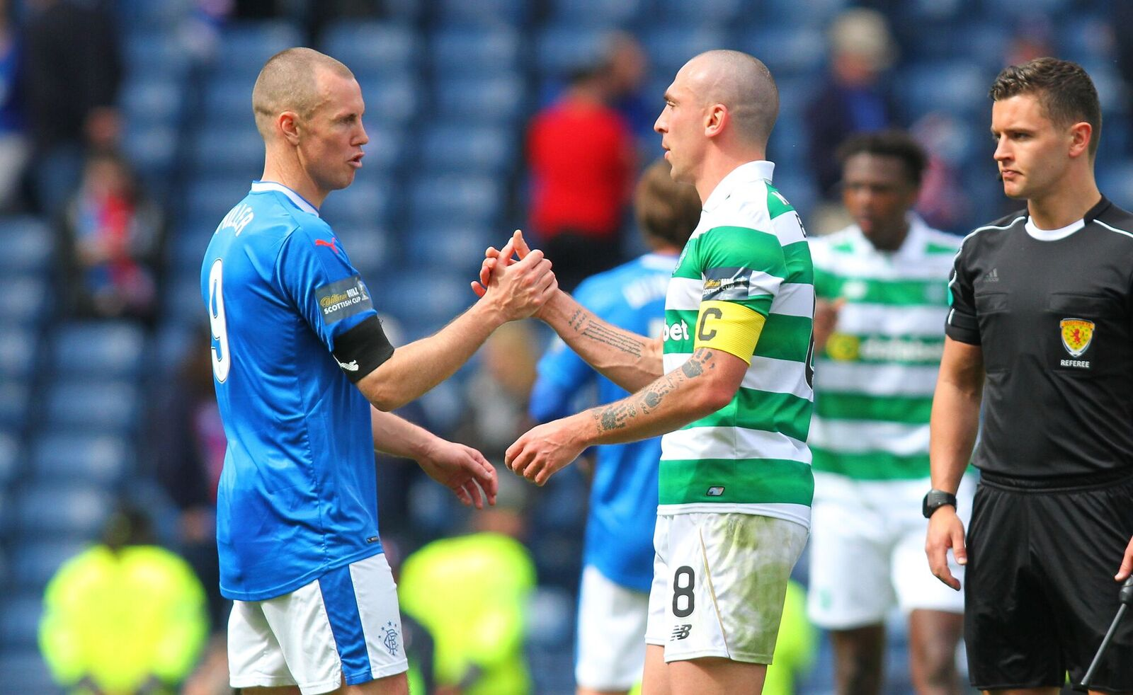 'Celtic A Long Way Ahead Of Us,' Admits Miller