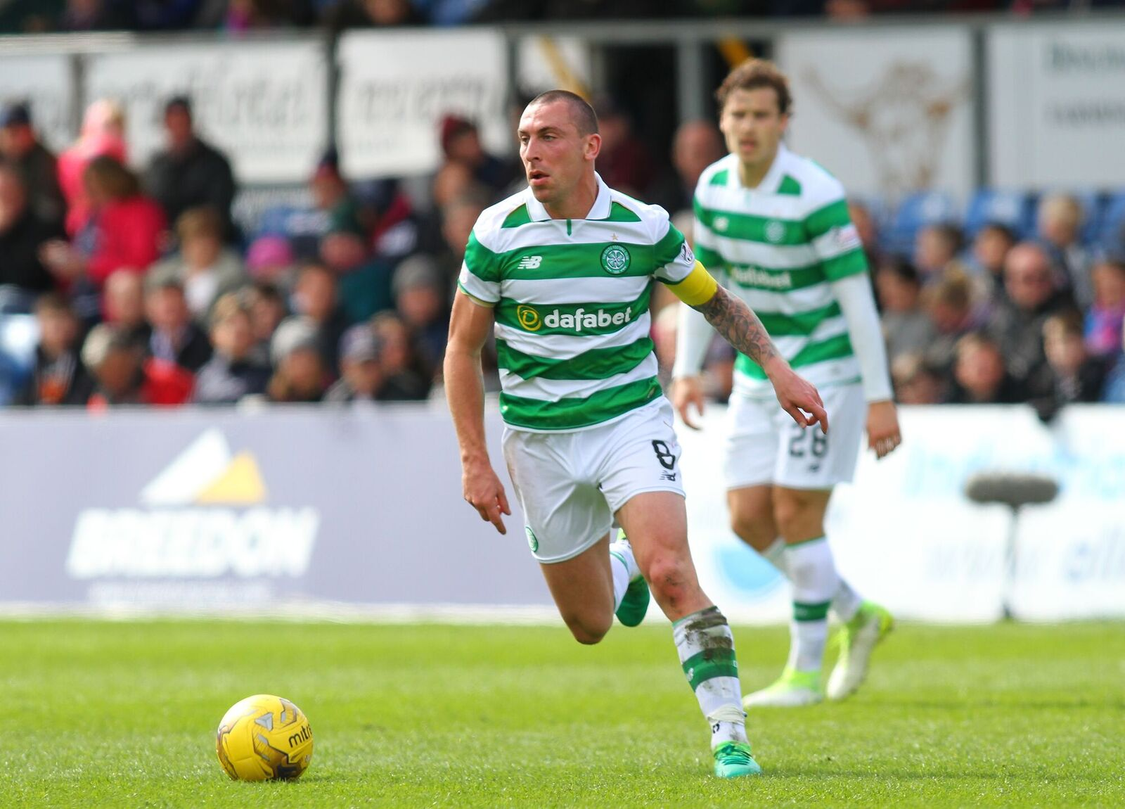 Sevco Rangers Rookie Happy For Broony To Play