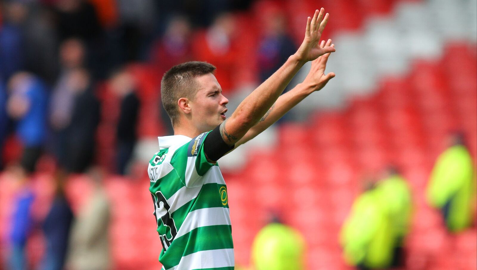 'I Want To Be Invincible Again,' Says Lustig, Who's Here For Ten In A Row