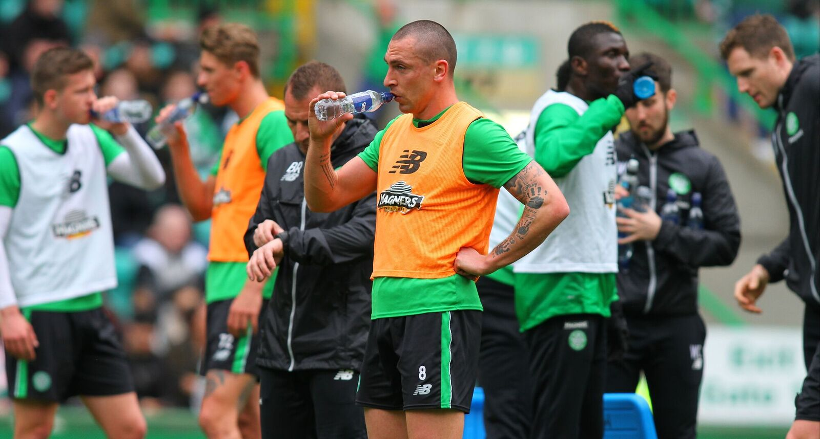 'We Want Justice For Scott Brown,' Rodgers