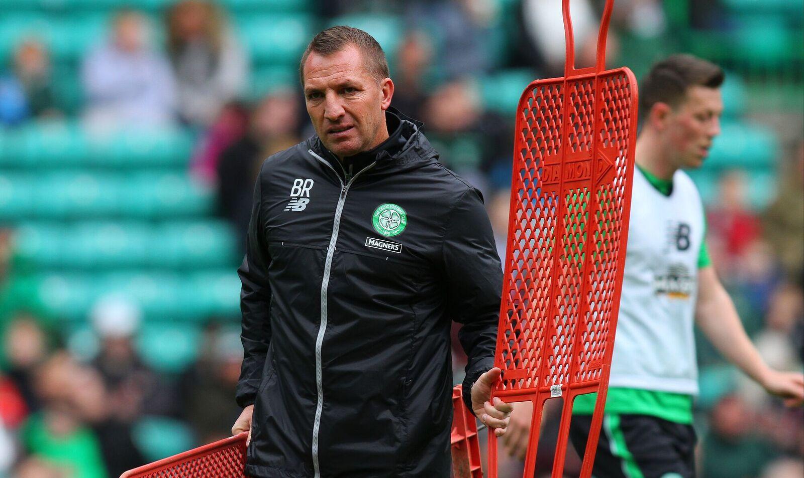 'Say Sorry To Erik,' Rodgers Tells Robertson