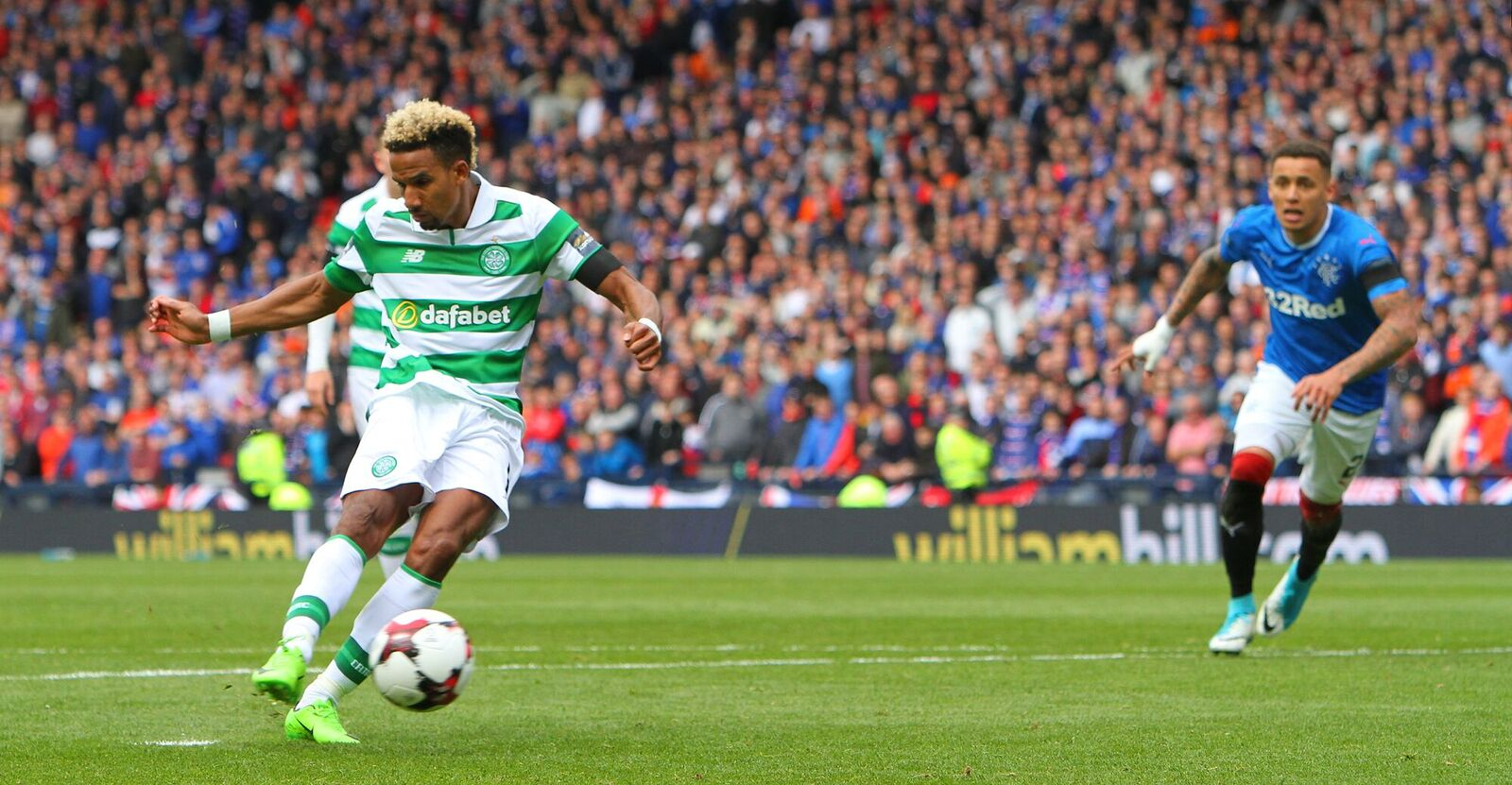 'Hampden Win As Good As 5-1 Victory,' Scotty Sinclair