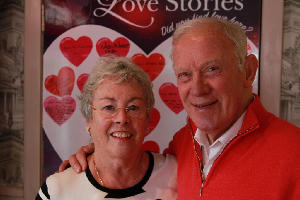 Bobby and Kathryn Lennox