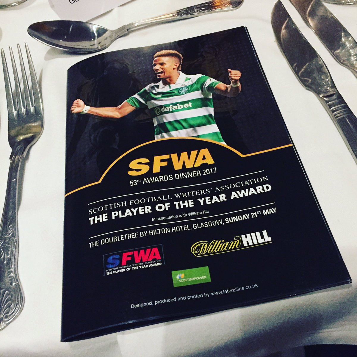 Hot Gossip And Fake News As Celtic Pick Up A Treble At Sports Writers Dinner