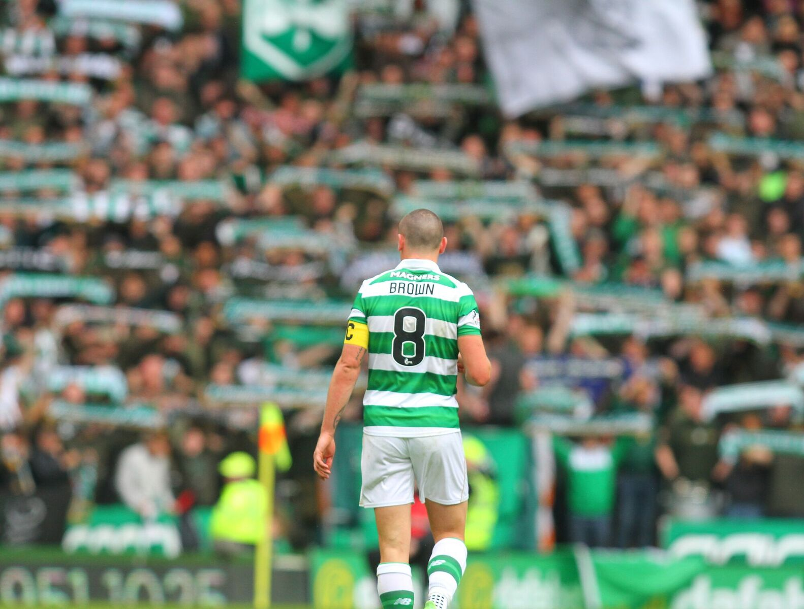'An Unbelievable Achievement,' Scott Brown