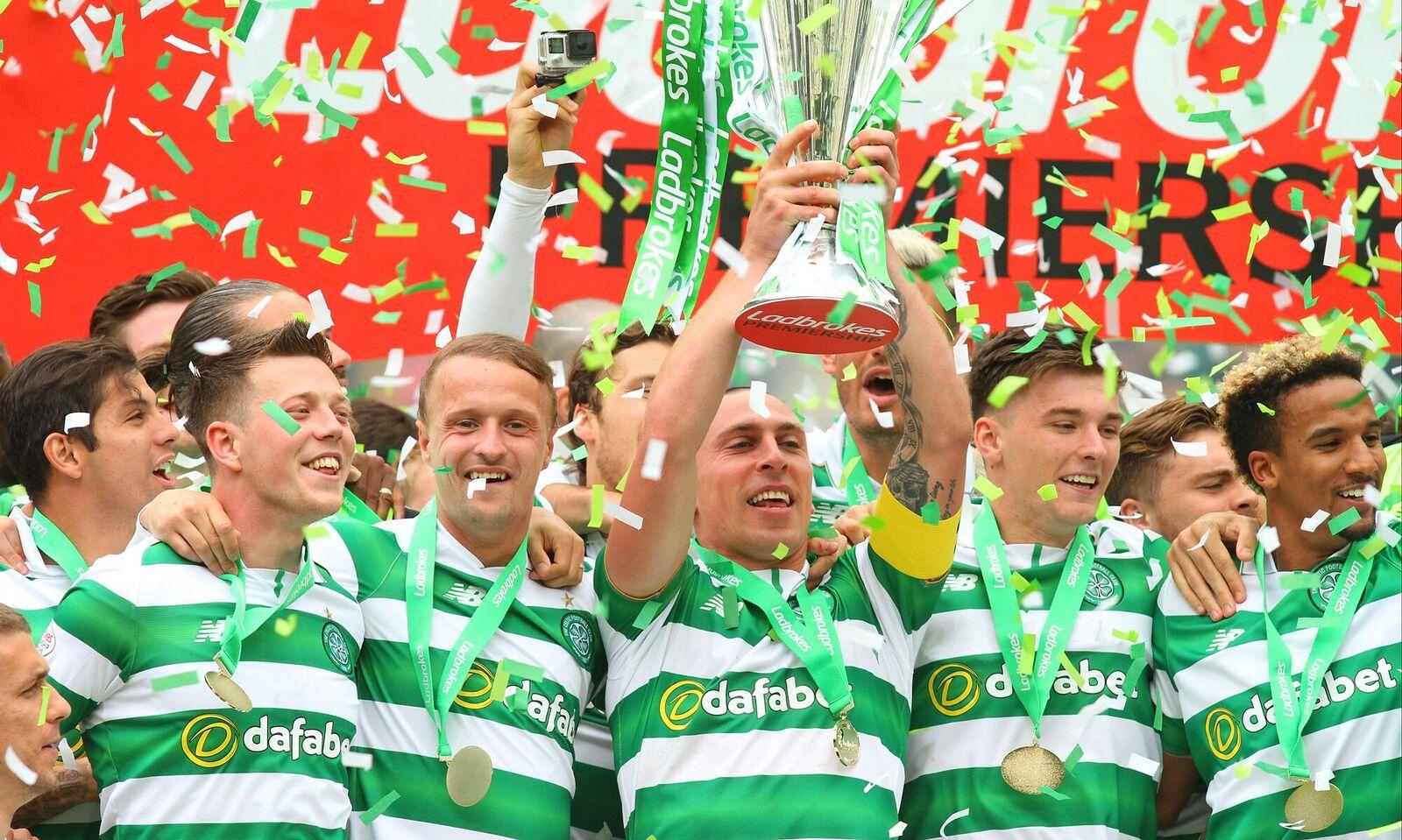 'We'Re Celtic Legends,' Insists Broony