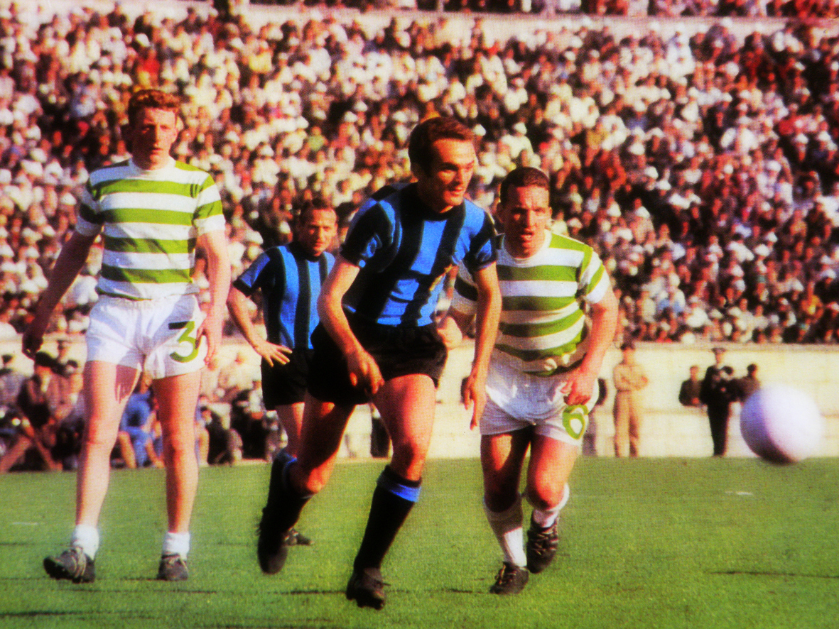 "Celtic Were Superhuman "" Sandro Mazzola The Lisbon Lions"
