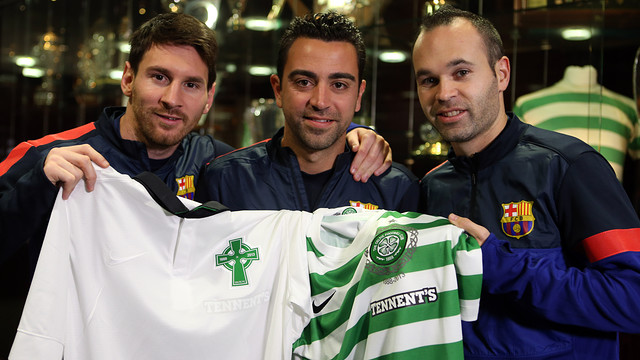 'Celtic Too Big For Qualifiers,' Insists Xavi