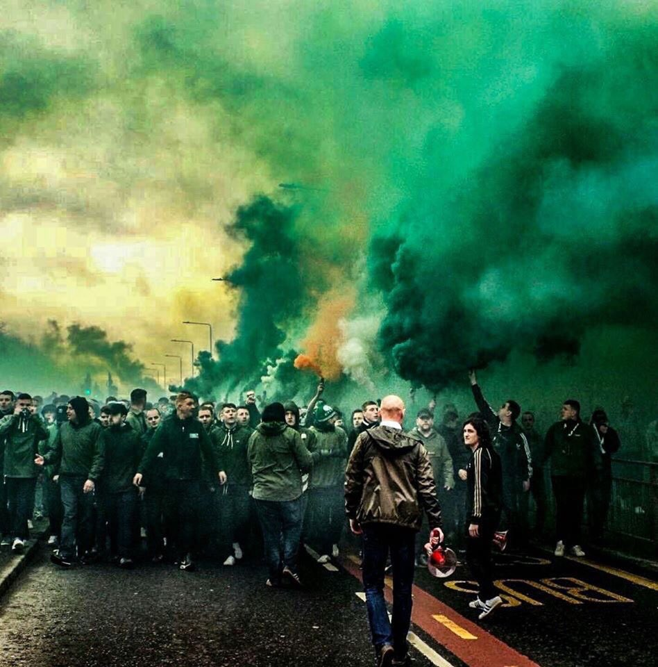 In Defence Of The Green Brigade - Celtic News Now
