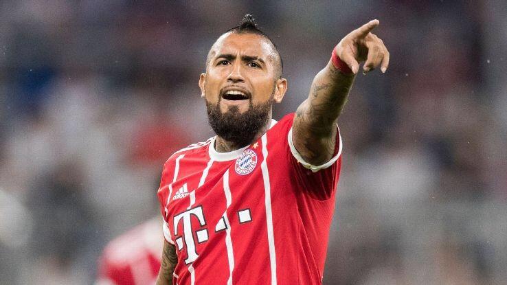 Bayern Duo Quit