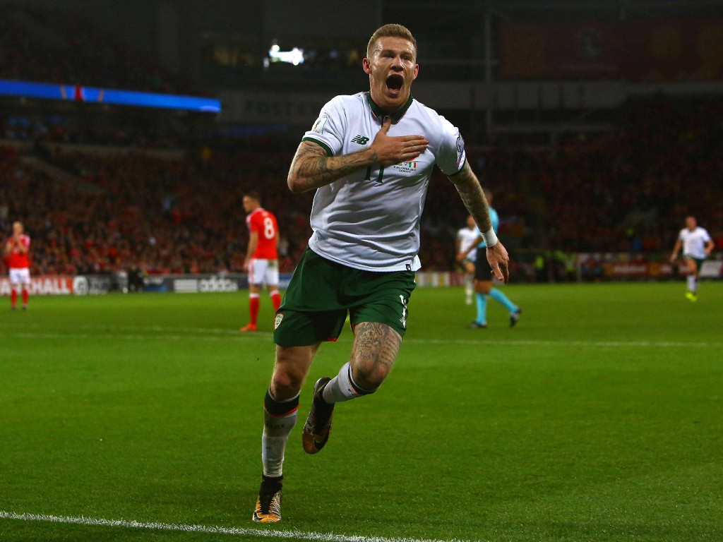 THE MAKING OF JAMES McCLEAN