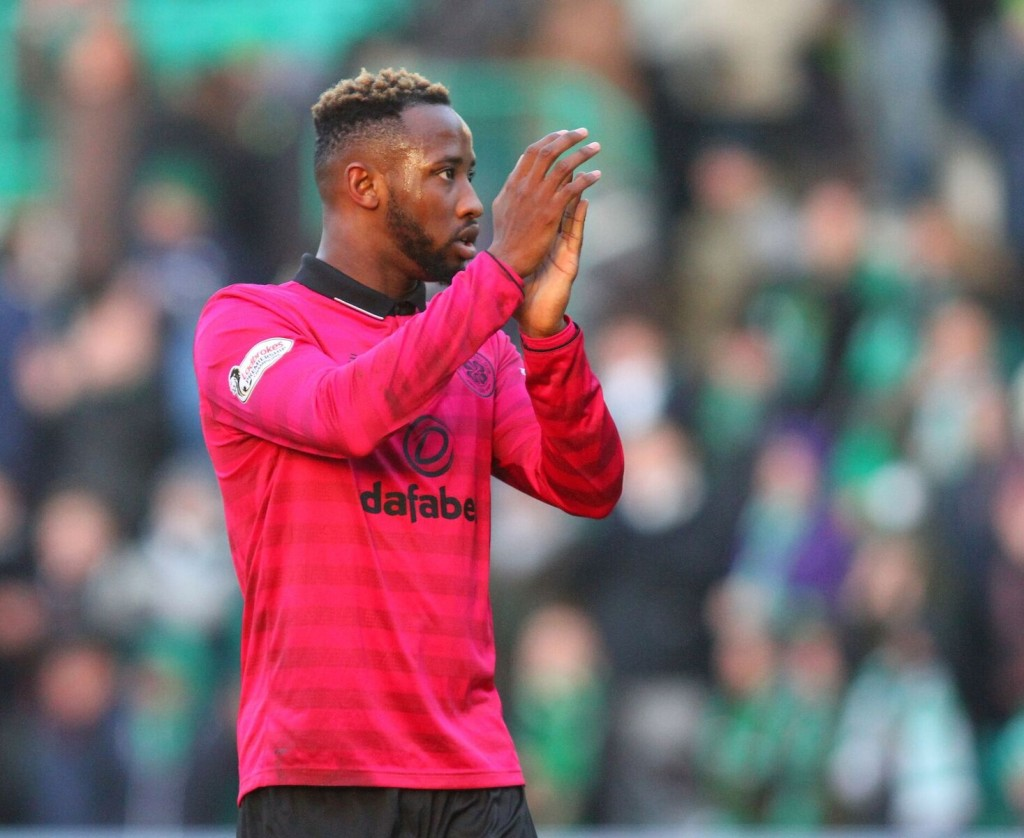 'BRING ON ZENIT,' SAYS DEMBELE