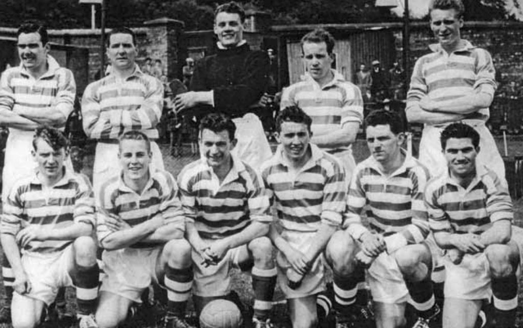 EXCLUSIVE! THE DAY CELTIC BROKE MY HEART: BY BERTIE AULD