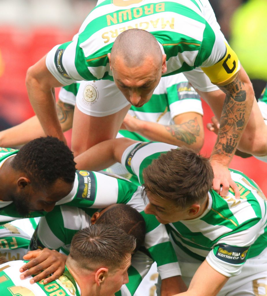 BROONY AIMS FOR 'PERFECT SUNDAY'