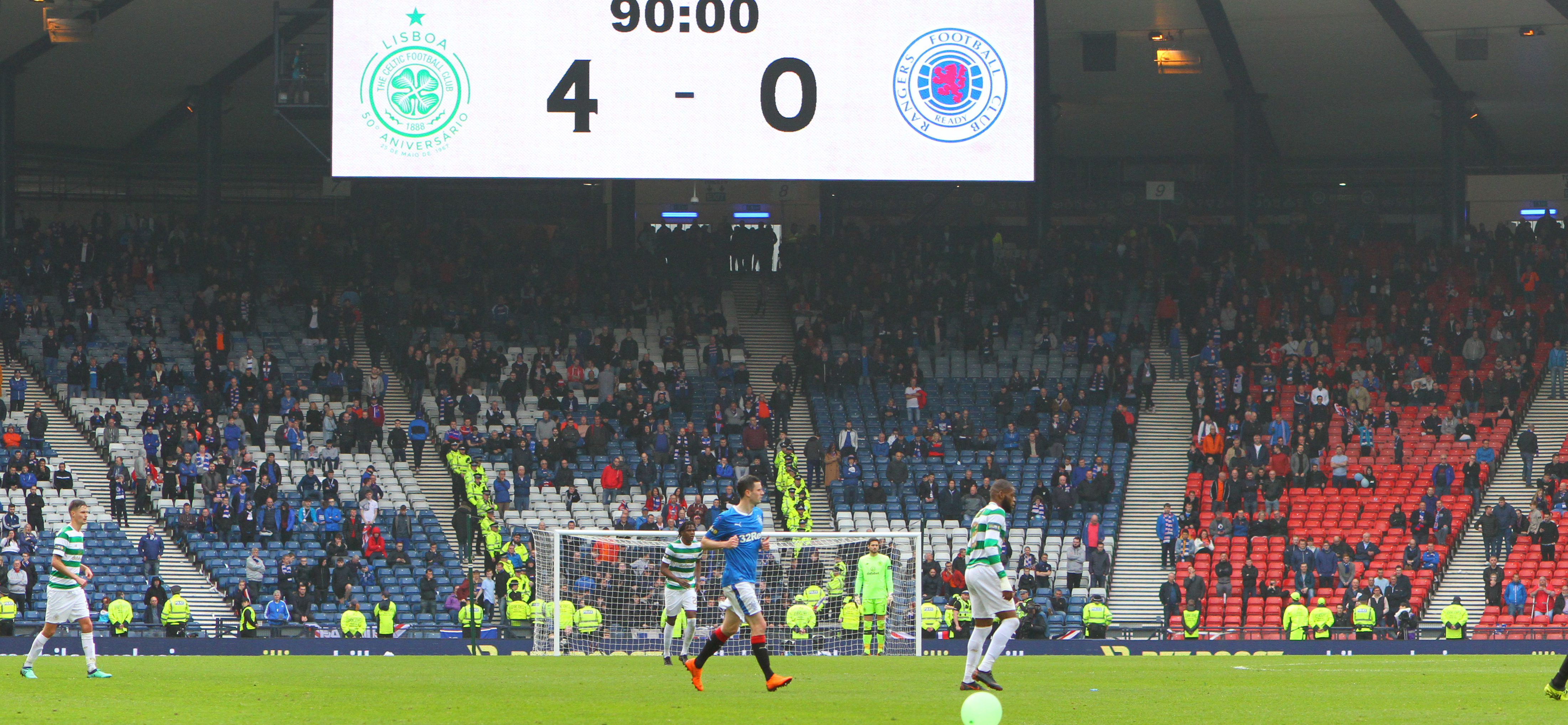 Sevco: after the Brawl Was Over…